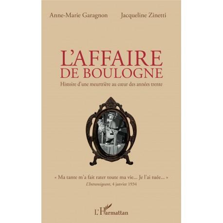 L'affaire de Boulogne Recto