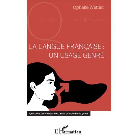La langue française : un usage genré Recto