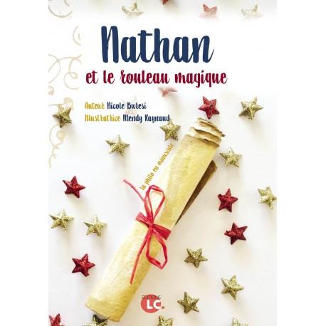 Nathan et le rouleau magique Recto