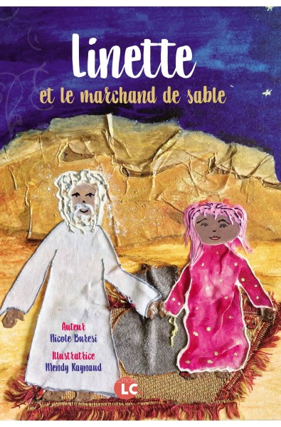 Linette et le marchand de sable