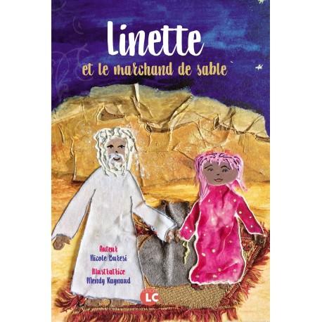 Linette et le marchand de sable Recto
