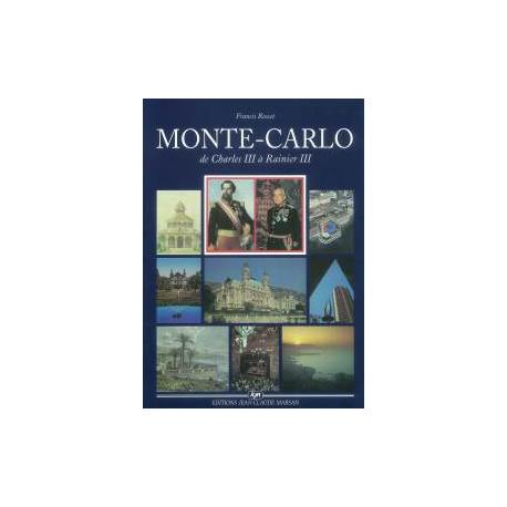 Monte-Carlo de Charles III à Rainier III Recto