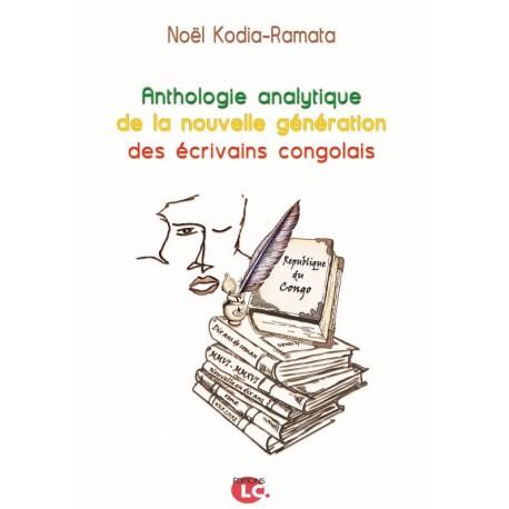 Anthologie analytique des écrivains congolais Recto