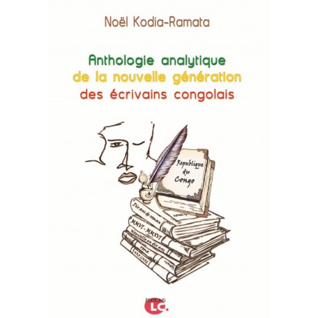 Anthologie analytique des écrivains congolais PDF