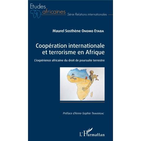 Coopération internationale et terrorisme en Afrique Recto