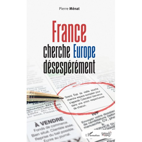 France cherche Europe désespérément Recto