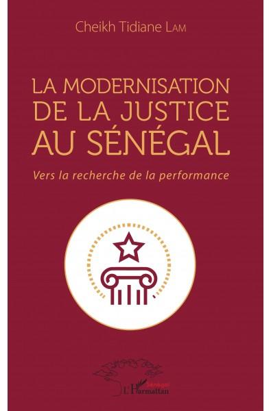 La modernisation de la justice au Sénégal