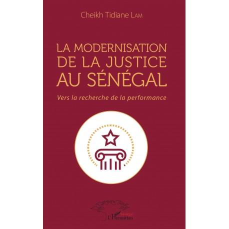 La modernisation de la justice au Sénégal Recto