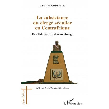La subsistance du clergé séculier en Centrafrique Recto