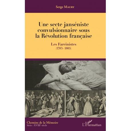 Une secte janséniste convulsionnaire sous la Révolution française Recto