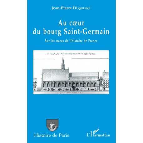 Au coeur du bourg Saint-Germain Recto