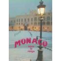 Monaco sous la neige Recto