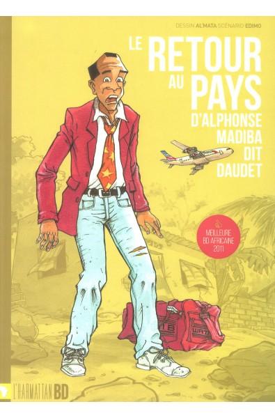 Le retour au pays d'Alphonse Madiba dit Daudet