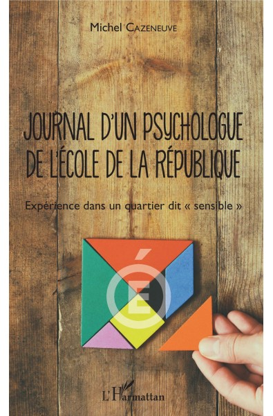 Journal d'un psychologue de l'École de la République