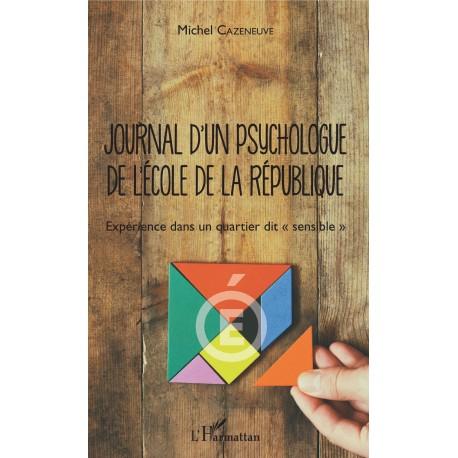 Journal d'un psychologue de l'École de la République Recto