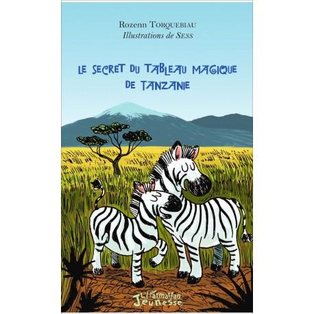 Le secret du tableau magique de Tanzanie Recto