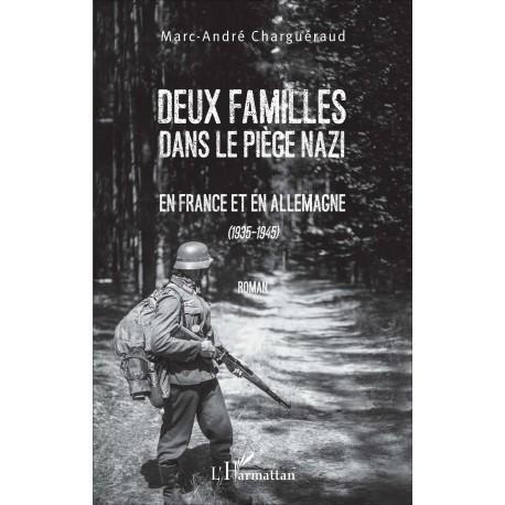 Deux familles dans le piège nazi Recto