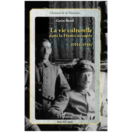 La vie culturelle dans la France occupée (1914-1918) Recto