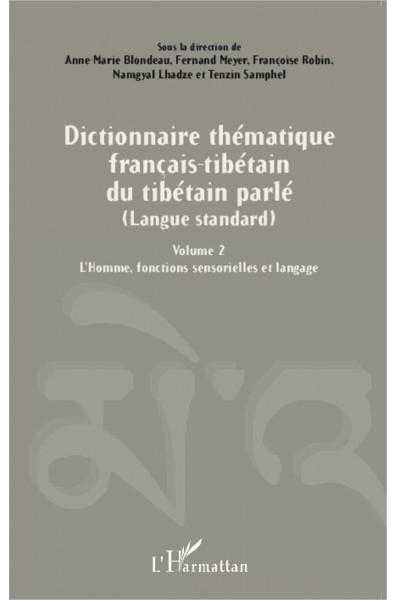Dictionnaire thématique français-tibétain