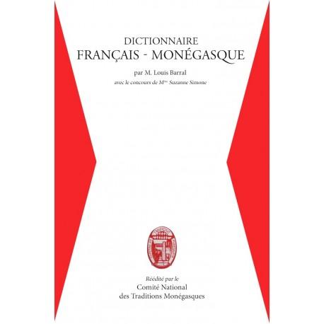 Dictionnaire Français-Monégasque Recto