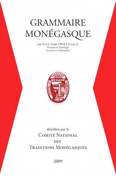 Grammaire monégasque