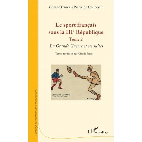 Le sport français sous la IIIe République - Tome 2 Recto
