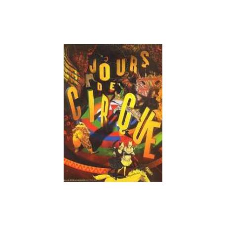 Jours de cirque Recto