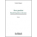 Avec passion  Recto