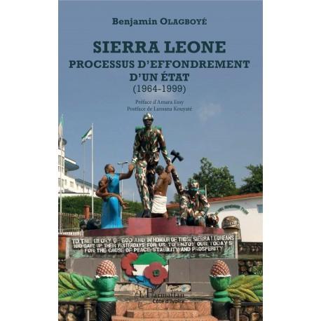 Sierra Leone processus d'effondrement d'un état (1964-1999) Recto