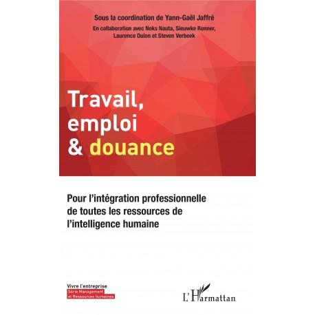 Travail, emploi & douance Recto