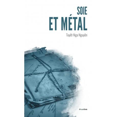 Soie et métal Recto