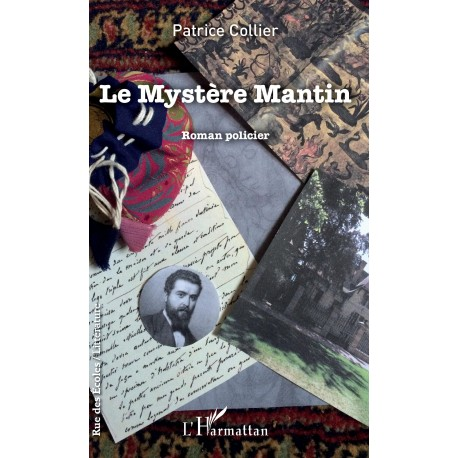 Le Mystère Mantin Recto