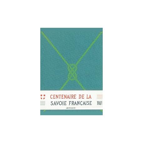 Centenaire de la Savoie française Recto