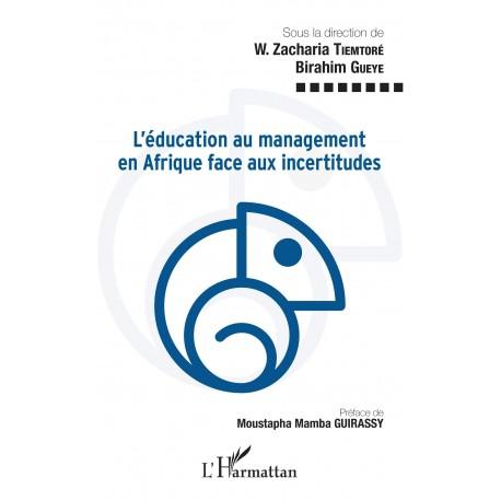 L'éducation au management en Afrique face aux incertitudes Recto