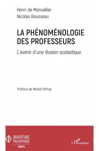 La phénoménologie des professeurs