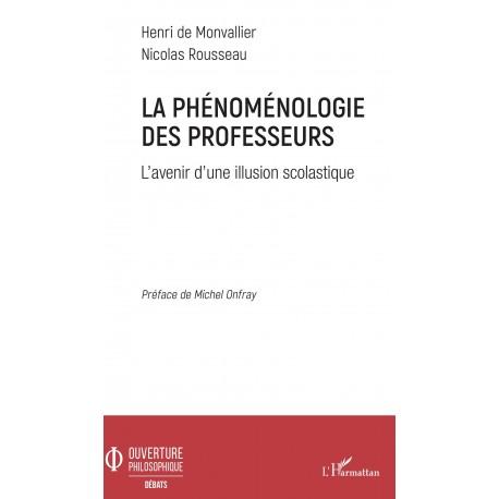 La phénoménologie des professeurs Recto