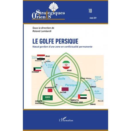 Le golfe Persique Recto