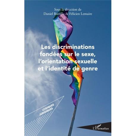 Les discriminations fondées sur le sexe, l'orientation sexuelle et l'identité de genre Recto