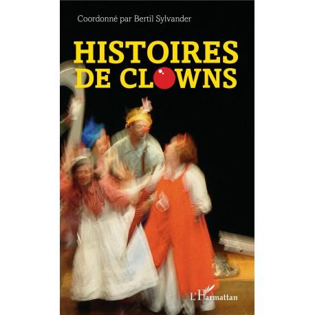 Histoires de clowns Recto