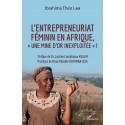 """L'entrepreneuriat féminin en Afrique, """"une mine d'or inexploitée"""" !  Recto"""