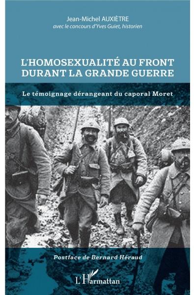 L'homosexualité au front durant la Grande Guerre