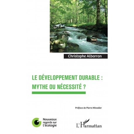 Le développement durable : mythe ou nécessité ? Recto