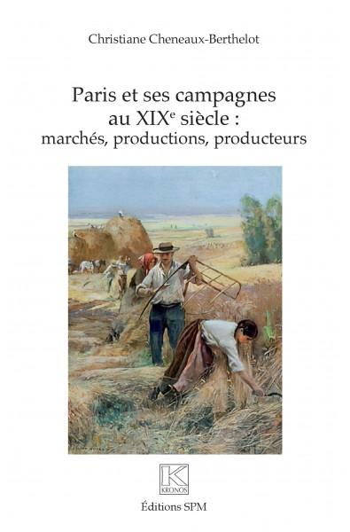 Paris et ses campagnes au XIXe siècle