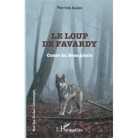Le loup de Favardy Recto