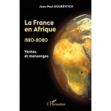 La France en Afrique Recto