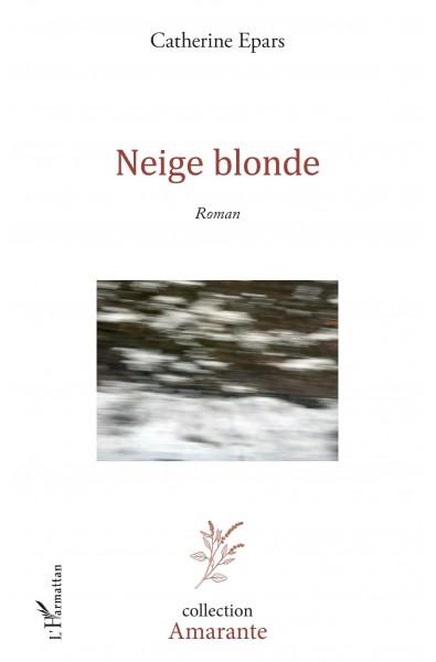 Neige blonde