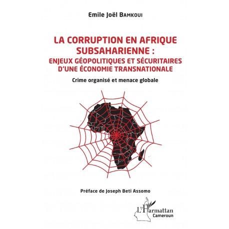 La corruption en Afrique subsaharienne Recto