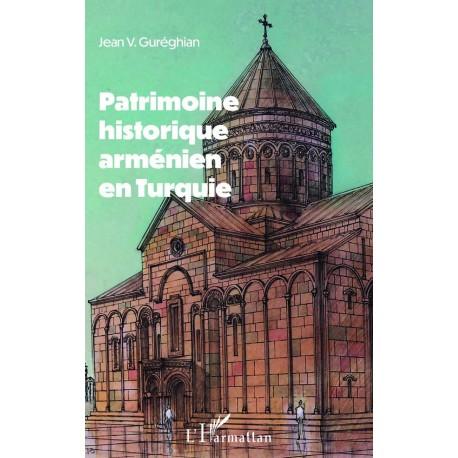 Patrimoine historique arménien en Turquie Recto