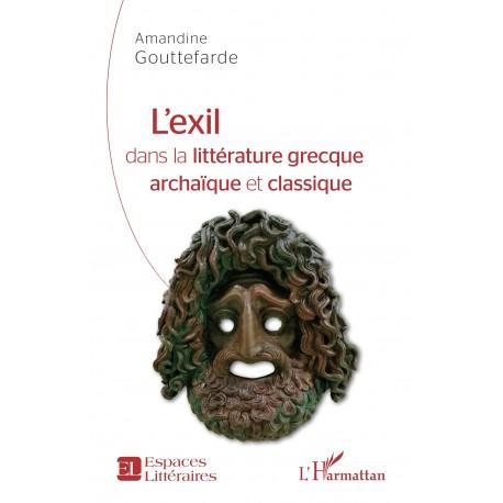 L'exil dans la littérature grecque archaïque et classique Recto