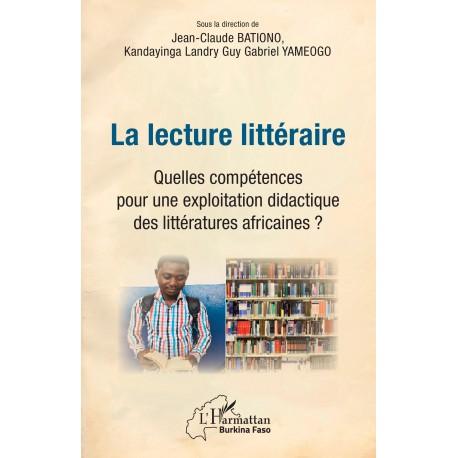 Quelles compétences pour une explotation didactique des littératures africaines ? Recto
